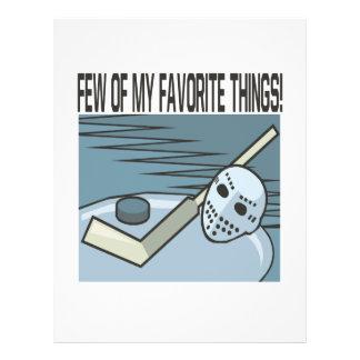 Few Of My Favorite Things Flyer