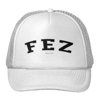 Fez Cap