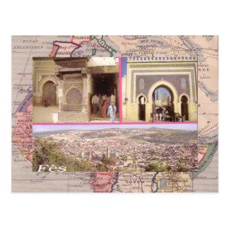 Fez Postcard