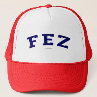 Fez Trucker Hat