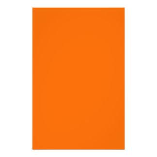 #FF6600 Hex Code Web Color Orange Flyer