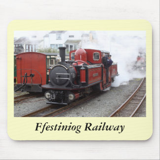 Ffestiniog Railway Mouse Mat