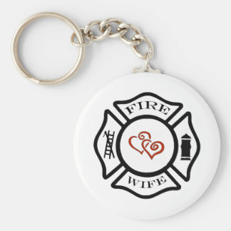 FFFireWife Key Ring