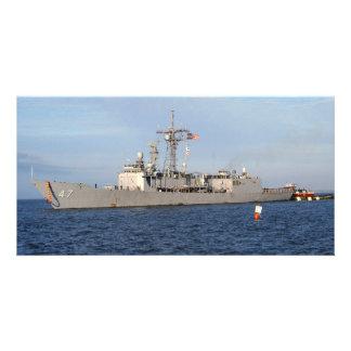 FFG 47 USS NICHOLAS PERSONALISED PHOTO CARD