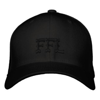 FFL REAPER CREW Hat Embroidered Cap