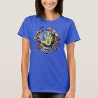 FFRC Nation on colour items T-Shirt