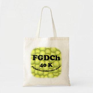 FGDCh 40K, Flyball Master Champion 40K CTC Bag
