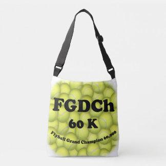 FGDCh 60K, Flyball Grand Champ, 60,000 Points Crossbody Bag