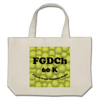 FGDCh 60K, Flyball Master Champion 60K CTC Bag