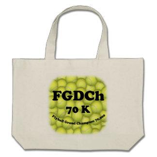 FGDCh 70K, Flyball Master Champion 70K CTC Bag
