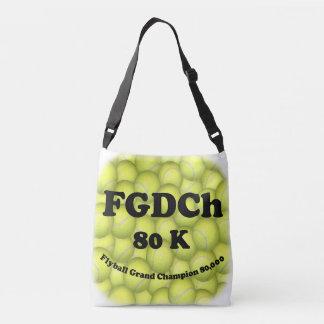 FGDCh 80K Flyball 80K All-Over-Print Cross BodyBag Crossbody Bag