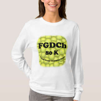 FGDCh 80K Flyball Gnd Champ 80K Women Long SleeveT T-Shirt
