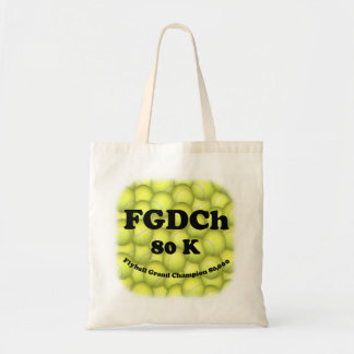 FGDCh 80K, Flyball Grand Champion 80K Budget Tote