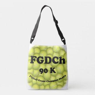 FGDCh 90 K, Flyball Grand Champ, 90,000 Points Crossbody Bag
