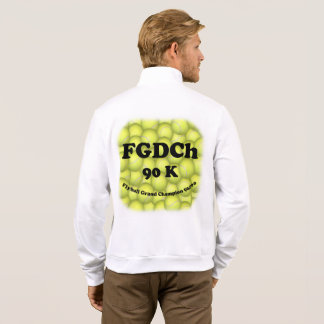 FGDCh 90 K, Flyball Grand Champ, 90,000 Points Jacket