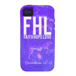 FHL Corinthians 13 13 iPhone 4 Cases