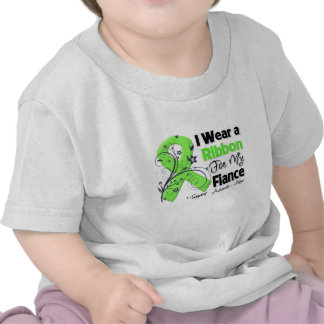 Fiance - Lymphoma Ribbon T Shirt