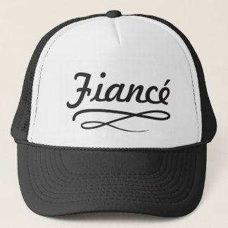 Fiance Trucker Hat