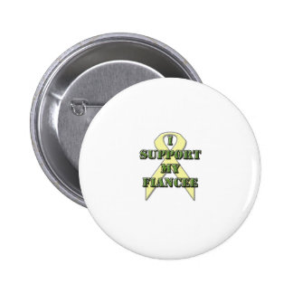 Fiancee  Button