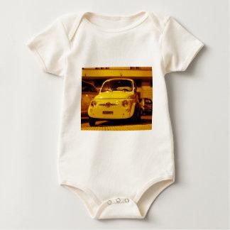 Fiat 500 Abarth. Baby Bodysuit