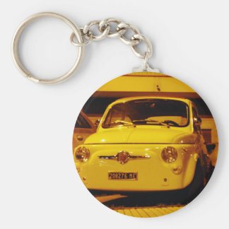 Fiat 500 Abarth. Key Ring