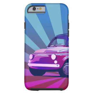Fiat 500 Bunt Tough iPhone 6 Case