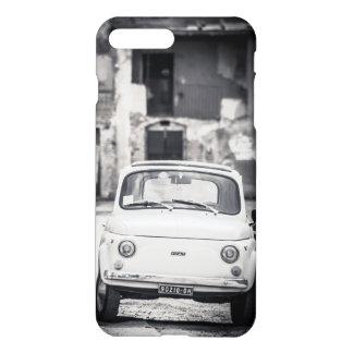 Fiat 500 Cinquecento classic car iPhone 7+ Case