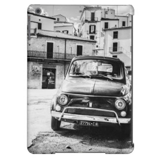 Fiat 500, cinquecento in Italy, classic car gift Cover For iPad Air