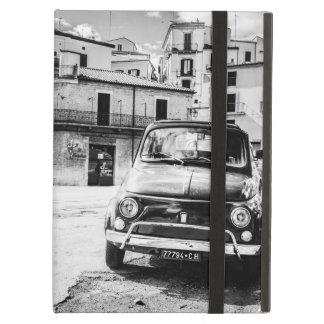 Fiat 500, cinquecento in Italy, classic car gift iPad Air Cover
