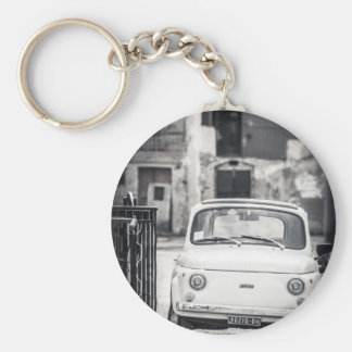 Fiat 500, Cinquecento in Italy Key Ring