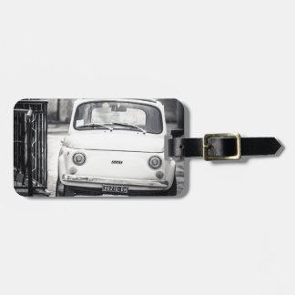 Fiat 500, Cinquecento in Italy Luggage Tag