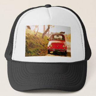Fiat 500, Cinquecento in Italy Trucker Hat