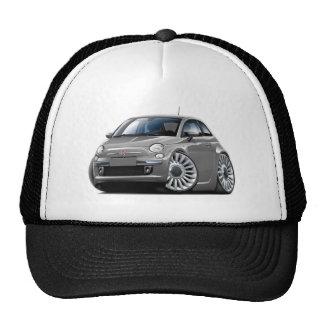 Fiat 500 Grey Car Cap