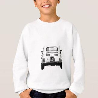 Fiat 500 in Rome, T shirt, Classic Cinqucento Sweatshirt