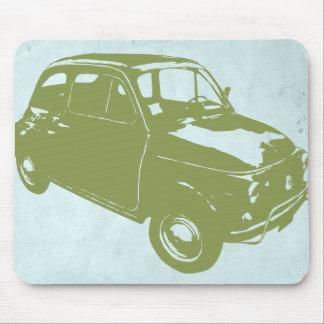 Fiat 500 mouse mat