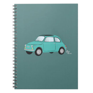 Fiat 500 Notebook