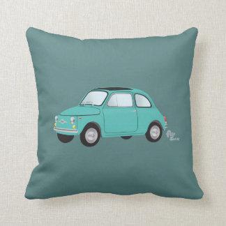 Fiat 500 Pillow