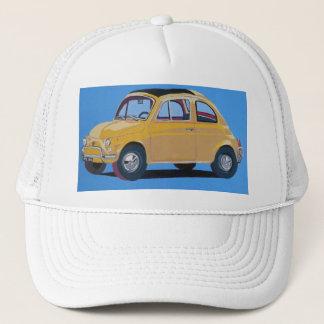 Fiat 500 trucker hat