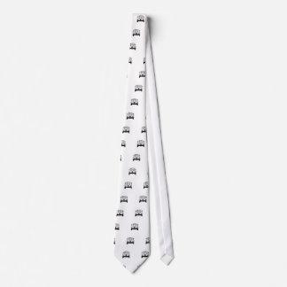 Fiat 500 Vintage clothing Tie