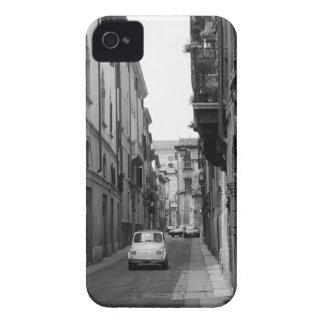Fiat Cinquecento in Verona iPhone 4 Case-Mate Case