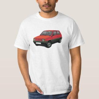 Fiat Panda 30/45 Mk1 (Tipo 141) Red T-Shirt