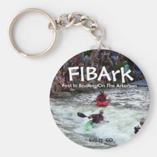 FIBArk Key Chain