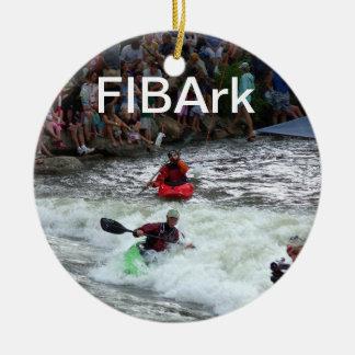 FIBArk Ornament