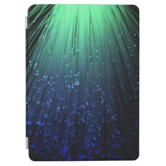 Fiber optic abstract. iPad air cover