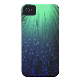 Fiber optic abstract. iPhone 4 covers