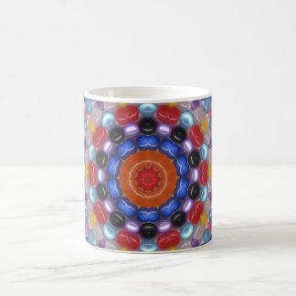 Fiber Optic Beads Mug