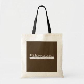 fibonacci... It's as easy as 1, 1, 2, 3 Budget Tote Bag