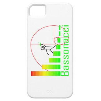 Fibonacci Math Bassonacci iPhone 5 Case red