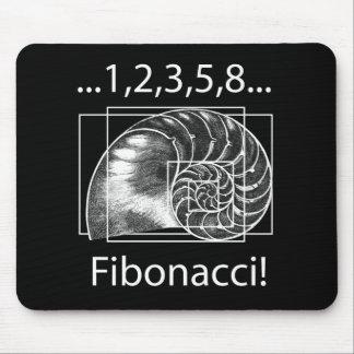 Fibonacci Mouse Mat