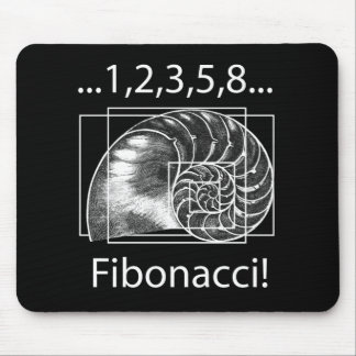 Fibonacci Mouse Pad